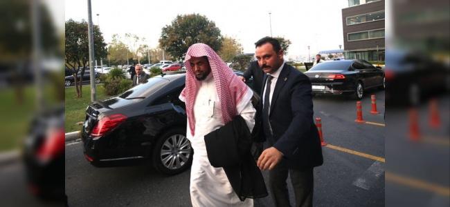 Suudi Başsavcı Alışveriş Yapmaya Gelmiş! Kuruyemiş Alıp Ülkesine Döndü