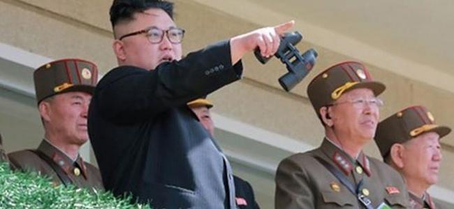 Kuzey Kore cephesinden yeni silah denemesi iddiası