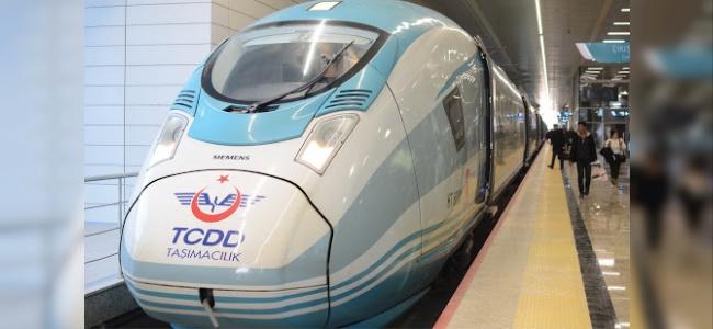 İstanbul - Ankara Arası Trenle 30 Dakika Kısalacak