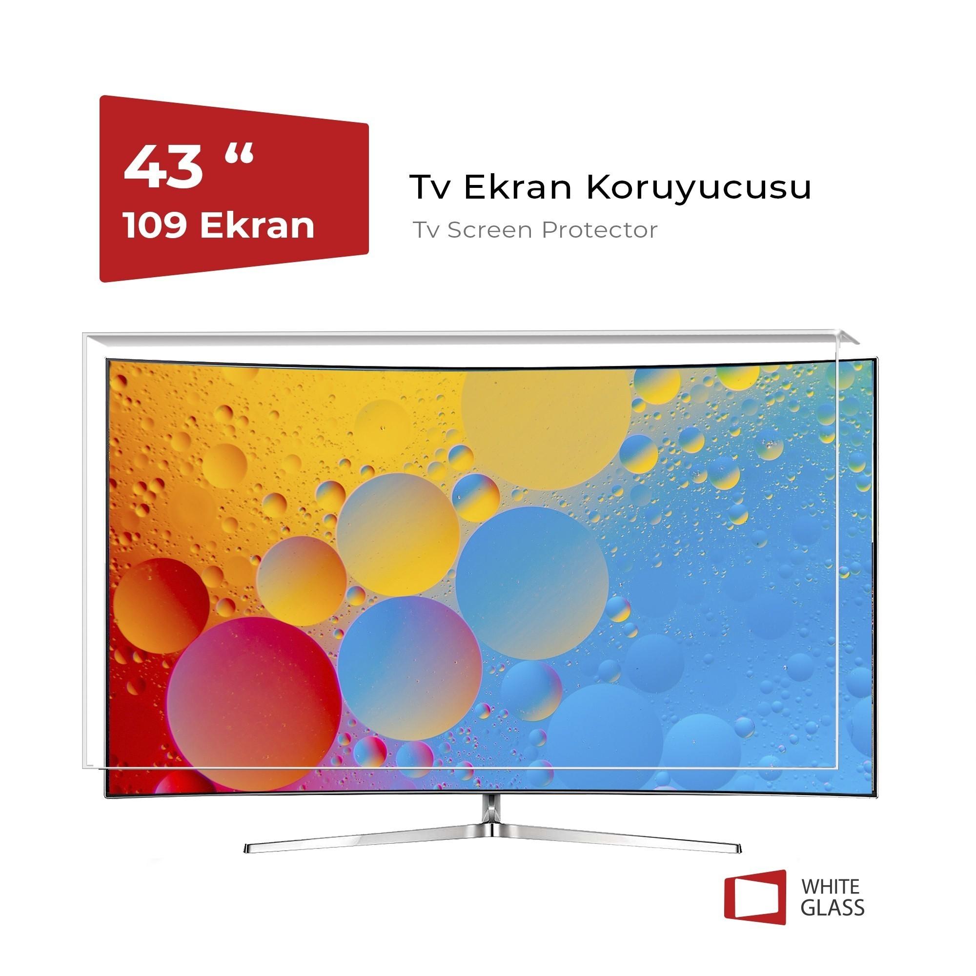Tv Ekran Koruma Camı