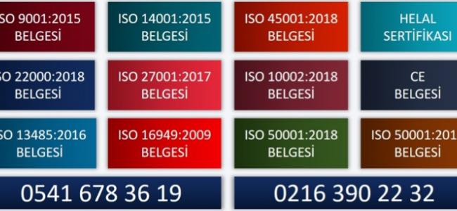 ISO kalite yönetim sistemi belgelerini almak ne kadar sürer?