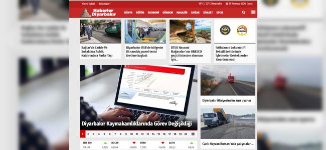 Diyarbakır'ın Korona Mücadelesi