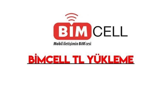 Bimcell TL Yüklemesi Online Bakiye