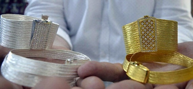 Evlenecek Çiftler, Altın Fiyatlarının Artmasıyla Düğün Takısı Olarak Gümüşe Yöneldi