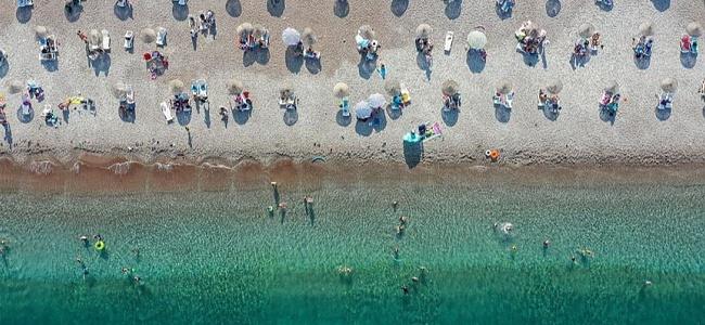 Antalya'ya 15 Günde 325 Bin Turist