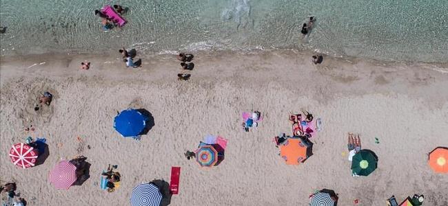 Antalya'ya Gelen Turist Sayısı 3 Milyon 356 Bin 623'e Ulaştı