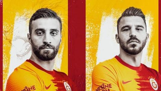 Alpaslan Öztürk ve Aytaç Kara Galatasaray'da