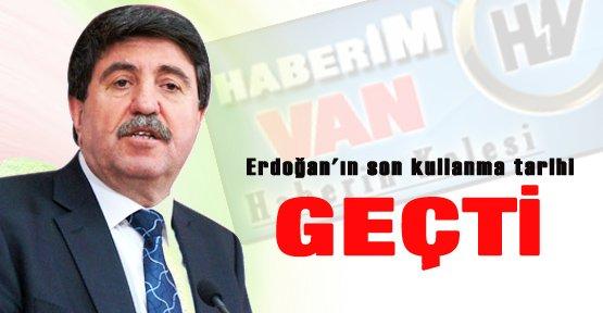Altan Tan'dan Erdoğan Yorumu