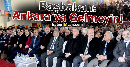 Ak Parti Van İlçe Adaylarını Tanıttı