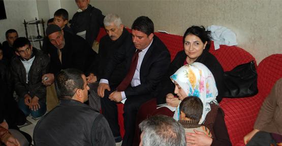 Bdp Tuşba Eş Başkan Adayları Ziyaretlere Devam Ediyor