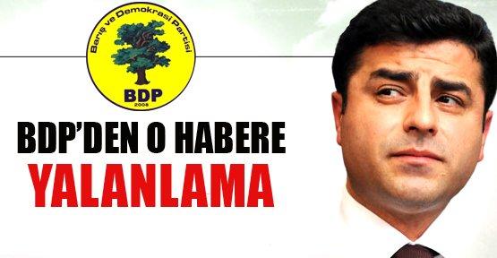 BDP'den 'kongre krizi' Yalanlaması