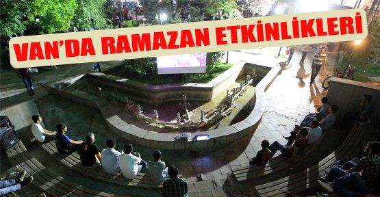 Belediyenin Ramazan ayı etkinlikleri devam ediyor
