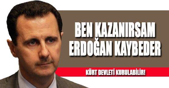 Ben Kazanırsam Erdoğan Kaybedecek