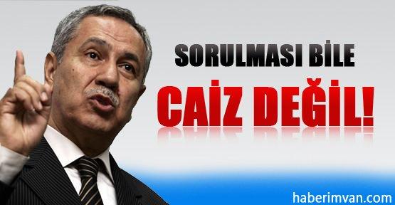 Bülent Arınç Öcalan'ın Talebi İçin Ne Dedi?