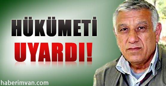 Cemil Bayık: Hükümet Kürt Halkına Ciddi Yaklaşmalıdır