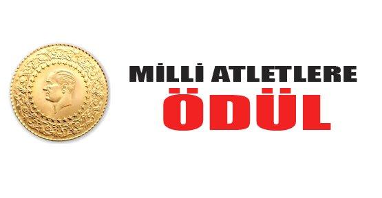 Dünya ve Balkan Şampiyonu Atletlere Çifte Altın