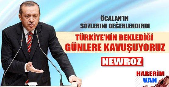 Erdoğan Öcalan'ın Mektubunu Değerlendirdi