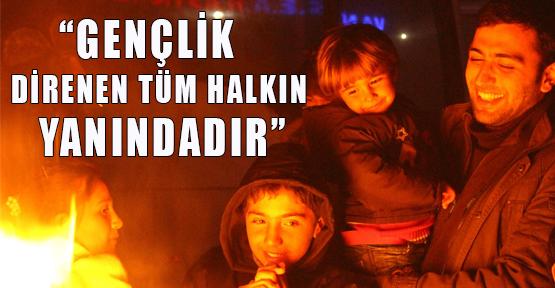 FKF Öğrencileri Yeni Yılı Vanlı Depremzedelerde Karşıladı