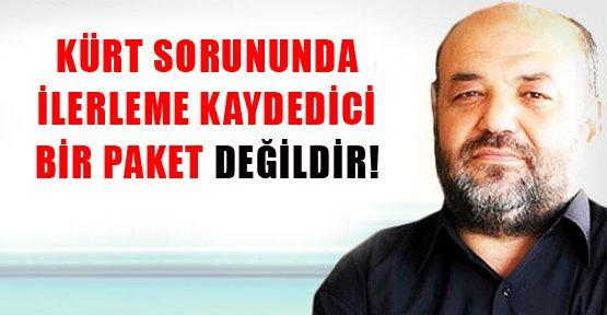 İhsan Eliaçık Demokrasi Paketini Değerlendirdi