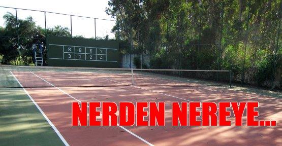 İşçi olarak gitti şimdi tenis eğitmenliği yapıyor
