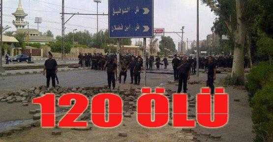 Mısır'da darbe karşıtlarına müdahale