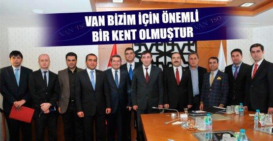 Mustafa Bilici: Cevdet Yılmaz'ın Van Özel Bir İlgisi Var