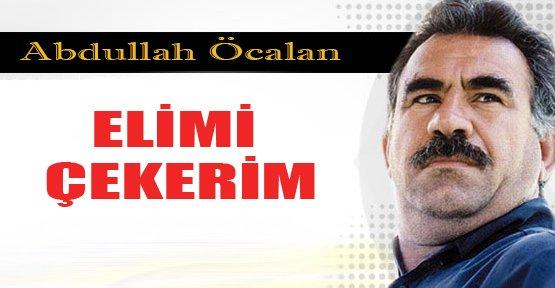 """Öcalan: """"Barış süreci böyle olmaz"""""""