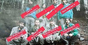 PKK'ya Büyük Darbe! Fotoğraftakilerin Hepsi Öldürüldü!