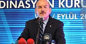 Bakan Soylu Van'da Konuştu: Zehir Ticareti PKK Eliyle Yürütülüyor!