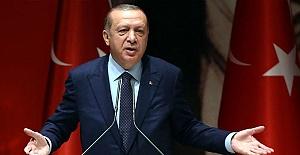 Erdoğan'dan Almanya Cumhurbaşkanı'na:Teröristleri Koruma Görevimiz Yok!