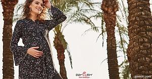 Gör&Sin Hamile Elbisesi Anne Adaylarının Gözdesi