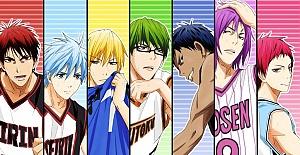Kuroko No Basket Konusu ve Online İzleme