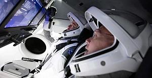 SpaceX Tarafından ISS'ye Gönderilen NASA Astronotlarının Geri Dönüş Tarihi Belli Oldu