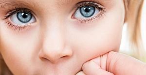 Çocukların Göz Sağlığını Bozan...