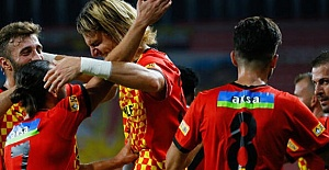 Göztepe - Denizlispor 5-1
