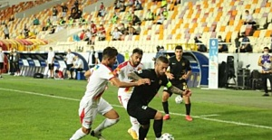 Yeni Malatyaspor, yine başarıyı yakalayamadı