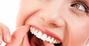 Diş temizletme dişlere zarar veriyor...