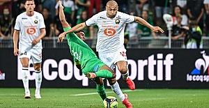 Burak Yılmaz attı Lille bir puan aldı