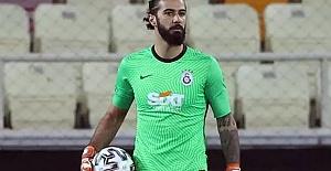 Galatasaray'da Trabzonspor maçında kale Fatih Öztürk'e emanet!