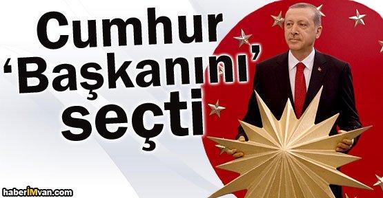 Türkiye Yeni Cumhurbaşkanını Seçti
