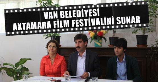 Van Belediyesi Axtamara Film Festivali Düzenliyor