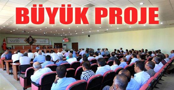Van Büyükşehir Belediyesi'nin büyük projesinde sona yaklaşıldı