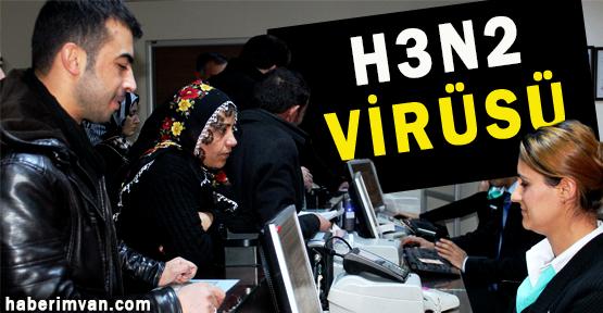 Van'da H3n2 Virüsü Var Mı