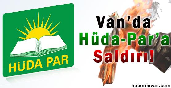 Van'da Hüda-Par'a Saldırı