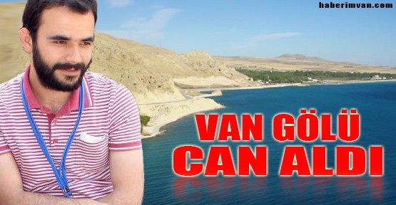 Van Gölü'nde Talihsiz Kaza