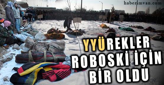 YYÜ Öğrencileri Roboski Katliamını Protesto Etti