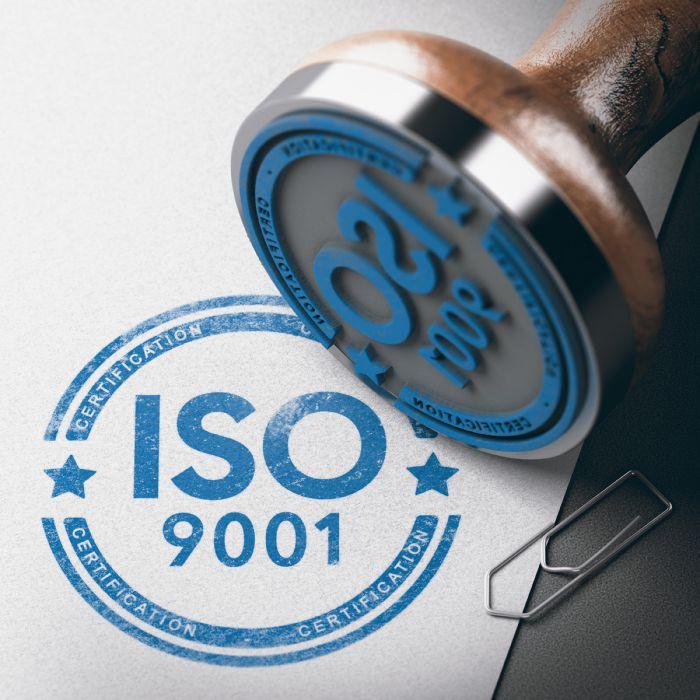 ISO 9001 BELGESİ VEREN FİRMALAR